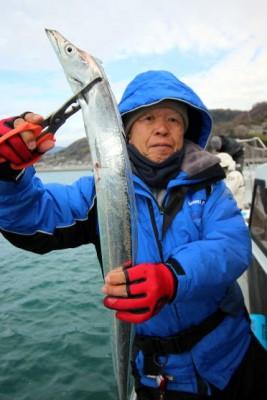 西岡遊漁の2018年12月31日(月)2枚目の写真