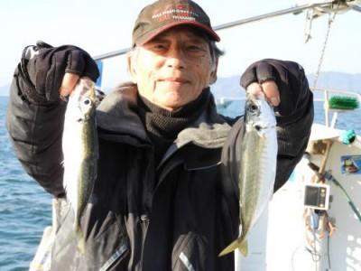 釣具の海友の2018年12月22日(土)1枚目の写真