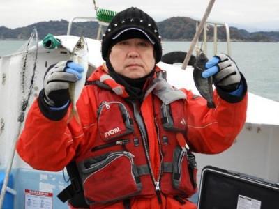 釣具の海友の2018年12月26日(水)1枚目の写真