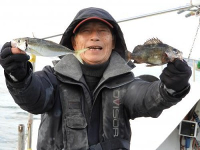 釣具の海友の2018年12月30日(日)1枚目の写真