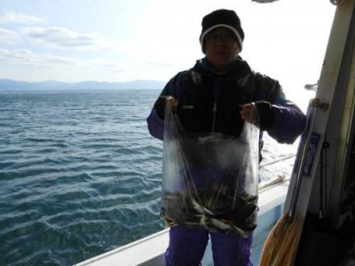 釣具の海友の2018年12月31日(月)2枚目の写真
