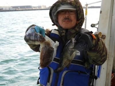 釣具の海友の2019年1月2日(水)1枚目の写真