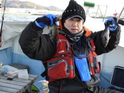 釣具の海友の2019年1月2日(水)2枚目の写真