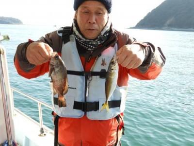 釣具の海友の2019年1月3日(木)2枚目の写真