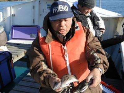 釣具の海友の2019年1月3日(木)3枚目の写真