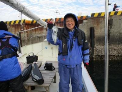 釣具の海友の2019年1月4日(金)1枚目の写真