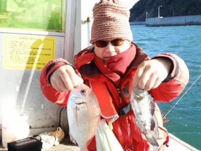 釣具の海友の2019年1月13日(日)2枚目の写真