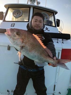 日正丸の2019年1月30日(水)3枚目の写真