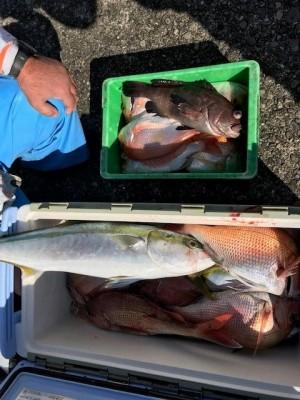 釣り船 黒潮丸の2019年1月30日(水)3枚目の写真