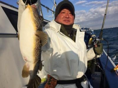 敷嶋丸の2019年1月23日(水)1枚目の写真