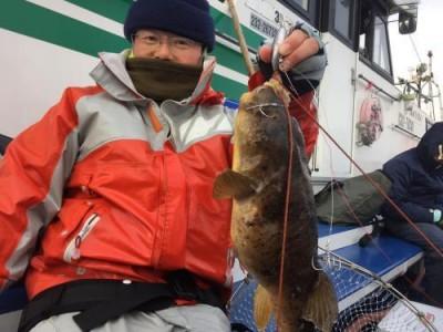 敷嶋丸の2019年1月26日(土)1枚目の写真