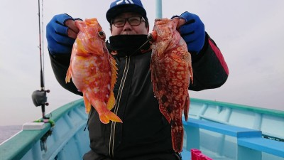 北山丸の2019年1月30日(水)1枚目の写真