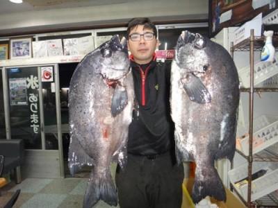丸銀釣りセンターの2018年12月22日(土)1枚目の写真