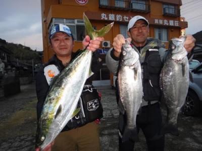 丸銀釣りセンターの2018年12月22日(土)5枚目の写真
