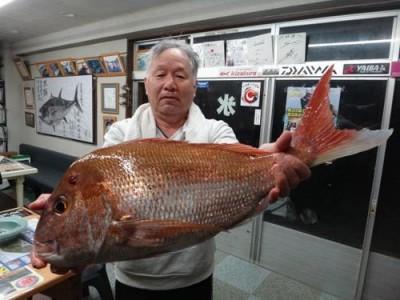 丸銀釣りセンターの2018年12月23日(日)1枚目の写真