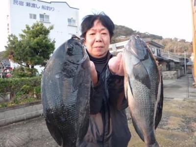 丸銀釣りセンターの2018年12月23日(日)2枚目の写真