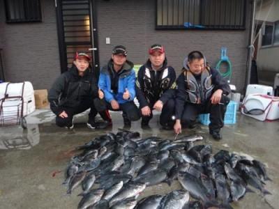丸銀釣りセンターの2018年12月23日(日)3枚目の写真