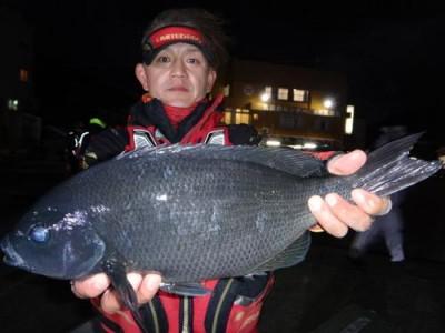 丸銀釣りセンターの2018年12月29日(土)4枚目の写真