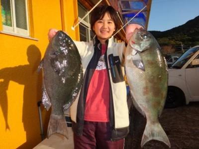 丸銀釣りセンターの2018年12月31日(月)1枚目の写真