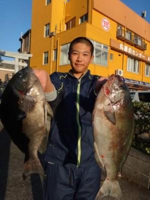 丸銀釣りセンターの2018年12月31日(月)2枚目の写真