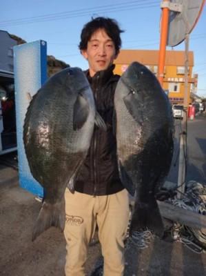 丸銀釣りセンターの2018年12月31日(月)3枚目の写真
