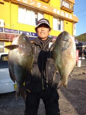 丸銀釣りセンターの2018年12月31日(月)4枚目の写真