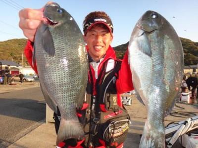 丸銀釣りセンターの2019年1月20日(日)1枚目の写真