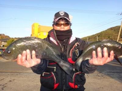 丸銀釣りセンターの2019年1月20日(日)2枚目の写真