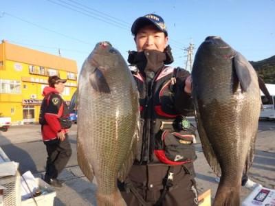 丸銀釣りセンターの2019年1月20日(日)4枚目の写真