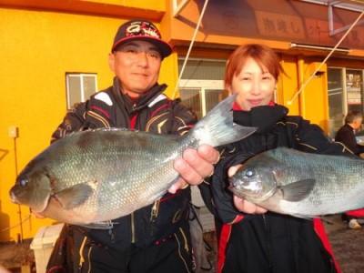 丸銀釣りセンターの2019年1月23日(水)2枚目の写真