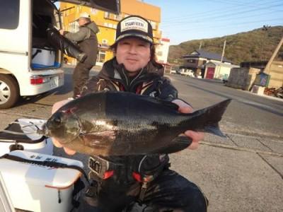 丸銀釣りセンターの2019年1月23日(水)5枚目の写真