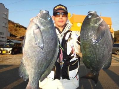 丸銀釣りセンターの2019年1月24日(木)1枚目の写真