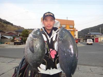 丸銀釣りセンターの2019年1月25日(金)1枚目の写真