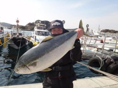 丸銀釣りセンターの2019年1月25日(金)3枚目の写真