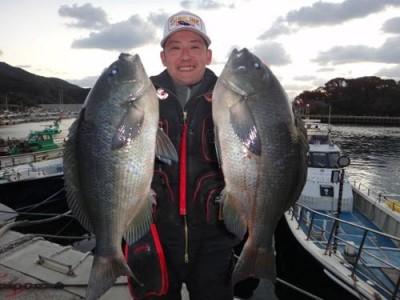 丸銀釣りセンターの2019年1月26日(土)1枚目の写真