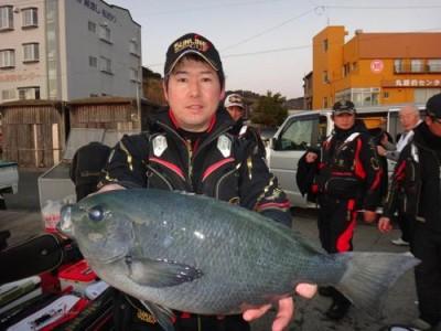 丸銀釣りセンターの2019年1月27日(日)2枚目の写真