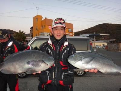 丸銀釣りセンターの2019年1月27日(日)3枚目の写真