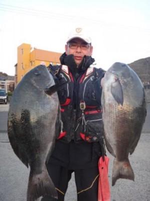 丸銀釣りセンターの2019年1月27日(日)4枚目の写真