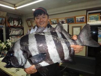 丸銀釣りセンターの2019年1月30日(水)1枚目の写真