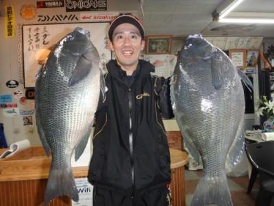 丸銀釣りセンターの2019年1月30日(水)2枚目の写真