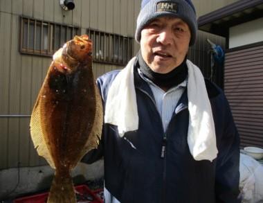 奥村釣船の2019年1月26日(土)2枚目の写真