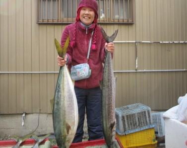 奥村釣船の2019年1月29日(火)2枚目の写真