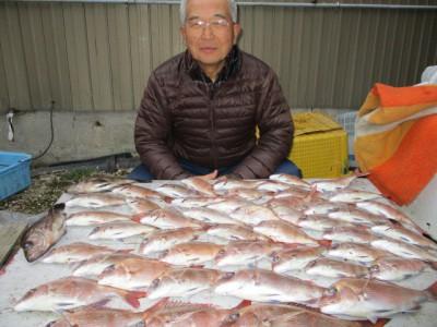 奥村釣船の2019年1月29日(火)3枚目の写真
