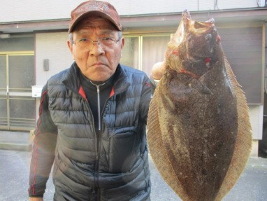 奥村釣船の2019年1月30日(水)1枚目の写真