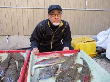 奥村釣船の2019年1月30日(水)2枚目の写真