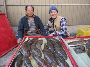 奥村釣船の2019年1月30日(水)3枚目の写真