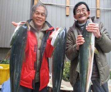 奥村釣船の2019年1月31日(木)1枚目の写真