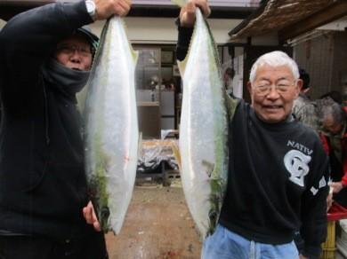 奥村釣船の2019年1月31日(木)2枚目の写真