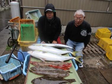 奥村釣船の2019年1月31日(木)5枚目の写真