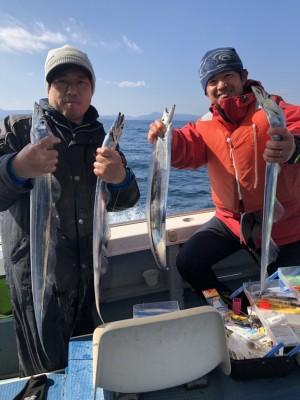 小松乗合船の2019年2月2日(土)1枚目の写真